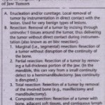 PRINCIPLES OF SURGICAL MANAGEMENT OF JAW TUMORS