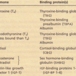 Hormone action and receptors